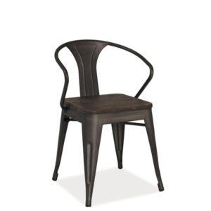 scaun-metalic-nuc-alva