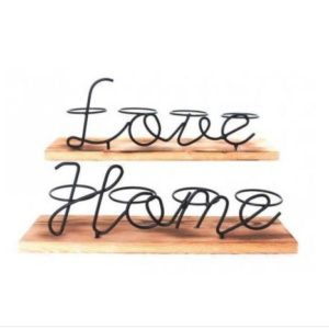 set-suporti-lumanari-love-home