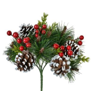aranjament-pine&berries-28cm