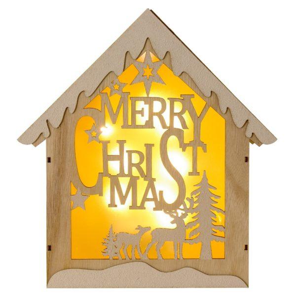 cutie-luminoasa-merry-christmas-28x6.5x30cm
