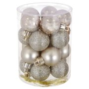set-20-globuri-balls-auriu-champagne