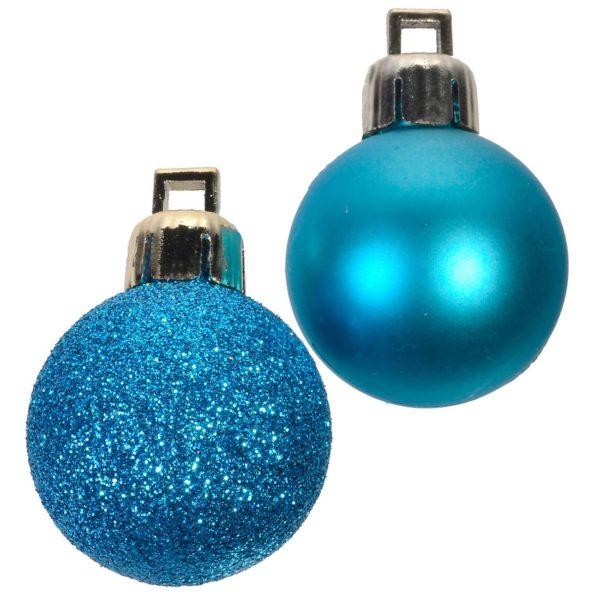 set-20-globuri-balls-turcoaz-3cm