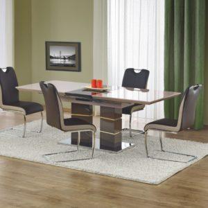 Set-masa-din-sticla-Lord-4-scaune-K184