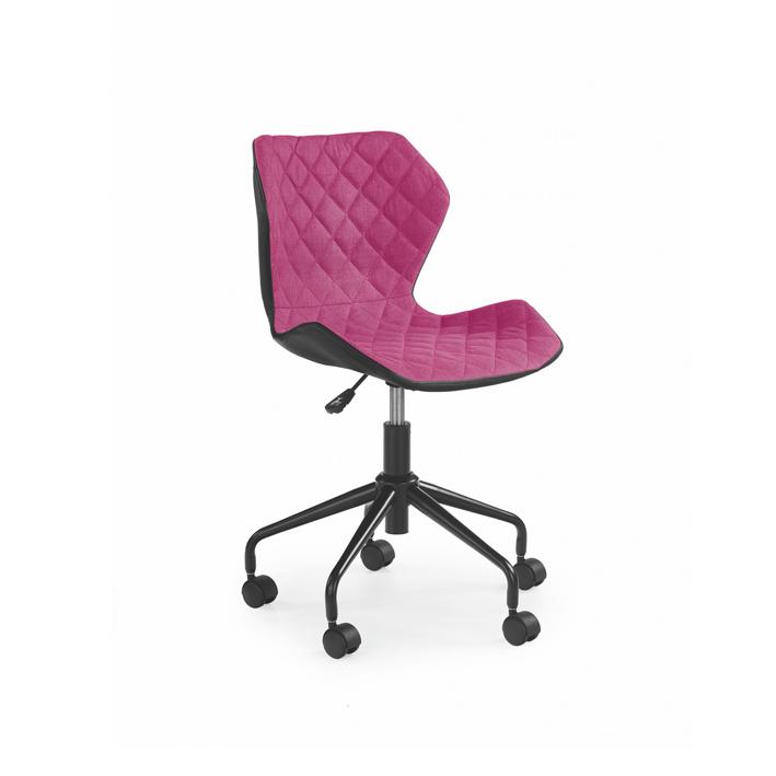 scaun-birou-matrix--roz