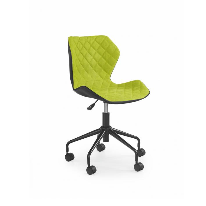 scaun-birou-matrix--verde neon