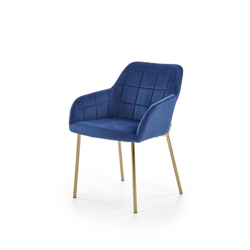 Scaun-K306-albastru