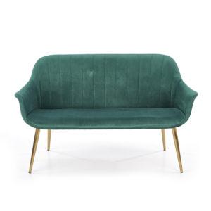 canapea-catifea-elegance-2-xl-verde