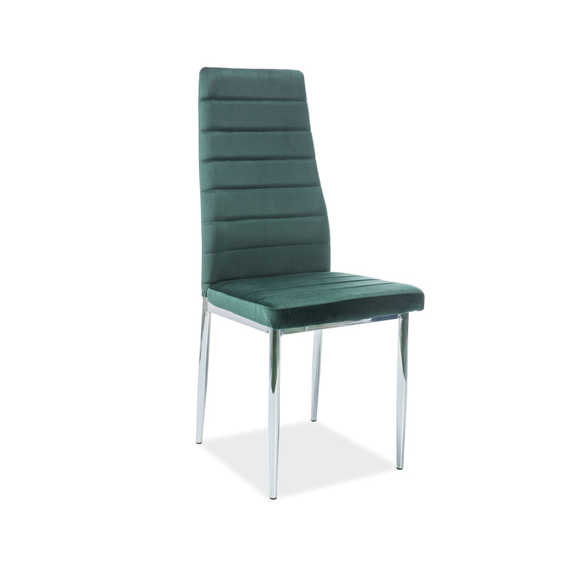 scaun-h-261-catifea-verde