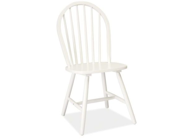 Scaun-din-lemn-Fiero-alb