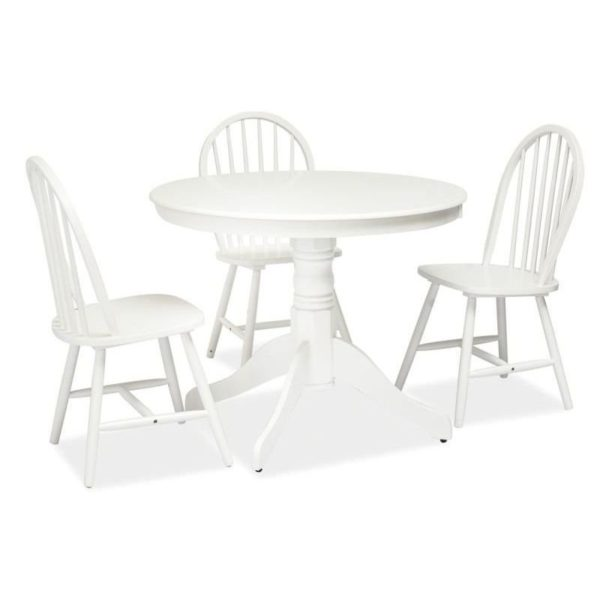 Scaun-din-lemn-alb-Fiero-decor