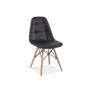 scaun-axel-tapitat-scandinav-negru