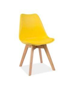scaun-kris-galben