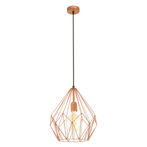 Pendul Carlton 49258 copper