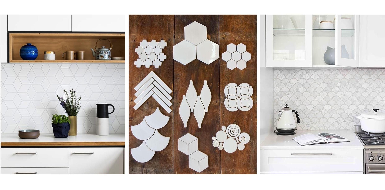 geometrical tile
