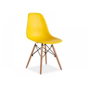 scaun-enzo-galben