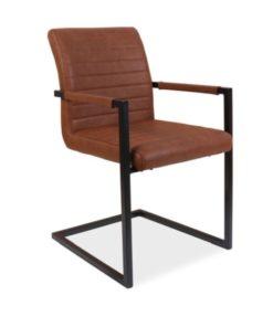 scaun-solid-maro
