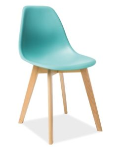 Scaun-din-plastic-si-lemn-Moris-Menta-H-85-cm-