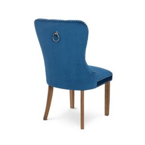Scaun-tapitat-Madame-natur-albastru-ARV2