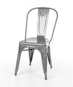 scaun-metalic-loft-argintiu
