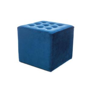 taburet-catifea-lori-albastru
