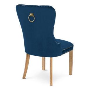Scaun-tapitat-Madame-II-Gold-Stejar-albastru2