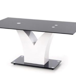 Set-masa-din-MDF-si-sticla-Vesper-4-scaune-K132-1