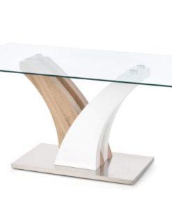 Set-masa-din-MDF-si-sticla-Vilmer-4-scaune-K219-3