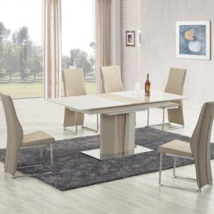 Set-masa-din-sticla-Cameron-6-scaune-K213
