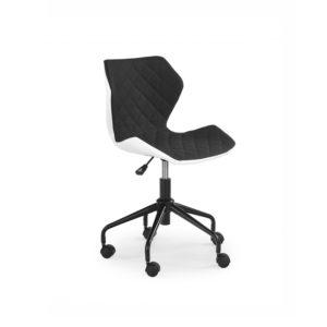 scaun-birou-matrix--negru