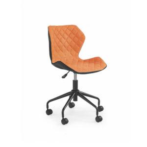 scaun-birou-matrix--portocaliu