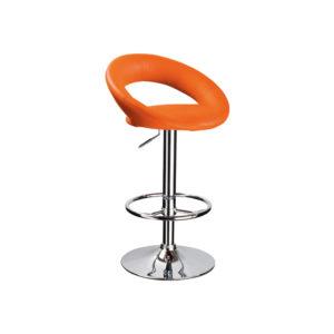 scaun-bar-c300-portocaliu