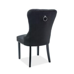 scaun-catifea-august-negru-spate