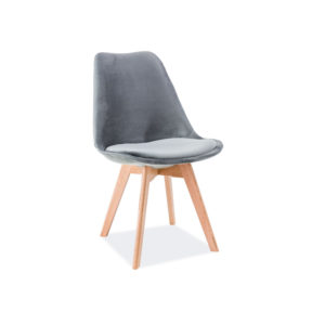 scaun-catifea-dior-gri-stejar