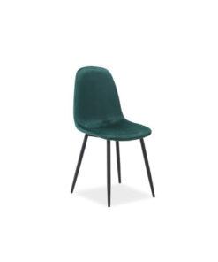scaun-catifea-fox-verde