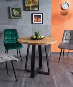 scaun-chic-gri-verde-decor