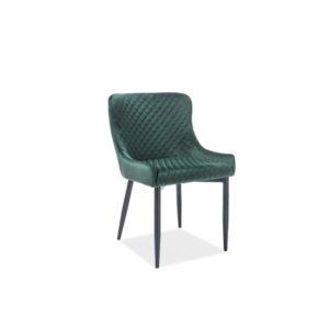 scaun-tapitat-colin-b-catifea-verde