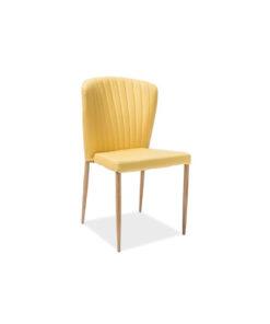scaun-tapitat-polly-galben