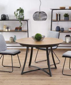 set-masa-extensibila-moretti-4-scaune-k326-2