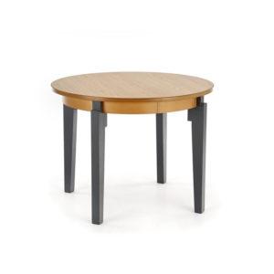 masa-rotunda-extensibila-mdf-lemn-sorbus-stejar-grafit