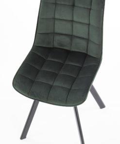 Scaun K332 velvet verde 3