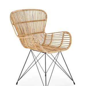 Scaun K335 rattan natural