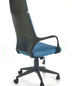 Scaun de birou Voyager albastru negru 2