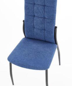 Scaun K334 material albastru 2