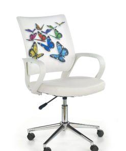 Scaun de birou copii Ibis butterfly