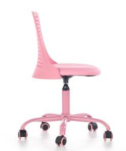 Scaun de birou copii Pure roz 2