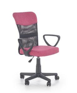 scaun de birou copii Timmy roz