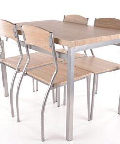 Set masa Astro cu 4 scaune