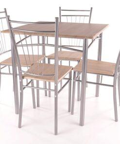 Set masa Fit cu 4 scaune 2