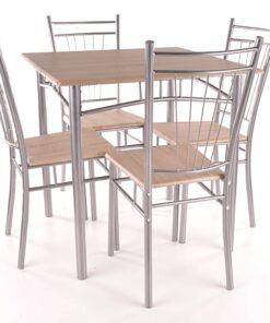 Set masa Fit cu 4 scaune
