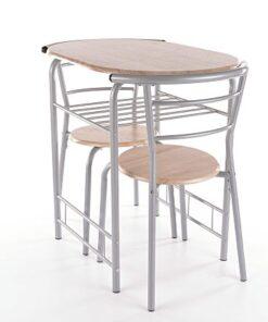 Set masa Gabo cu 2 scaune 2
